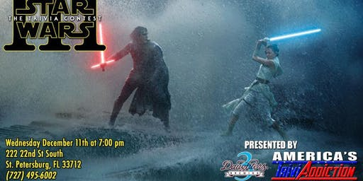 3 Daughters Brewing Presents: Starwars III