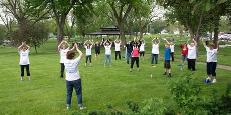 FREE Tai Chi @ Brentwood Veterans Park tickets