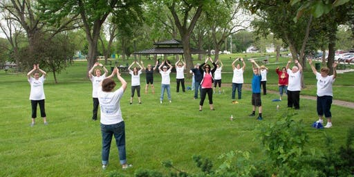 FREE Tai Chi @ Brentwood Veterans Park