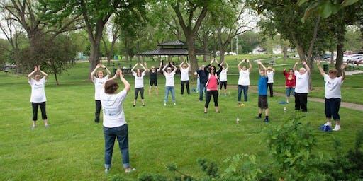 FREE Tai Chi @ Brentwood Veterans Park