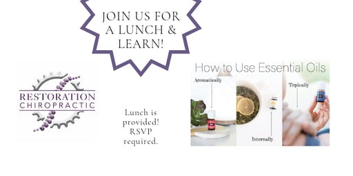 Spine-Oil Care Lunch & Learn