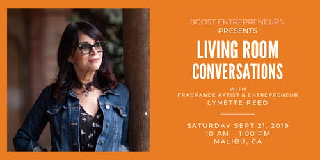 LIVING ROOM CONVERSATIONS  for Entrepreneurial Women over 40 tickets
