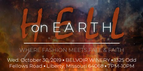 Hell on Earth Fashion Production tickets
