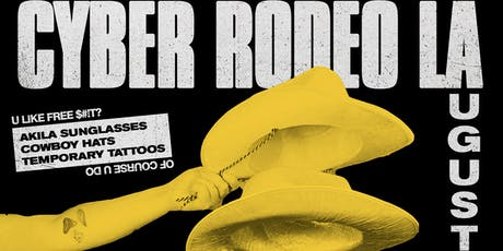 Cyber Rodeo w/ DJ's BABY J + KAWASAKE + SPECIAL GUESTS tickets
