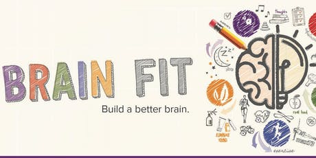 Brain Fit tickets