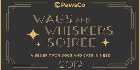 PawsCo Wags and Whiskers Soirée tickets
