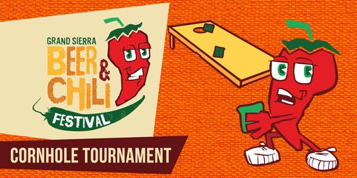 Grand Sierra Beer & Chili Festival Cornhole Tournament