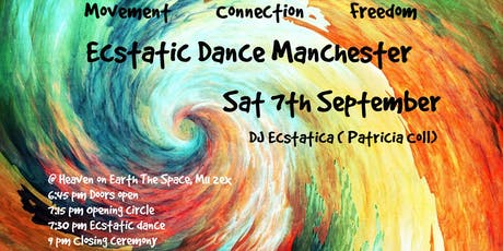 Ecstatic Dance Manchester tickets