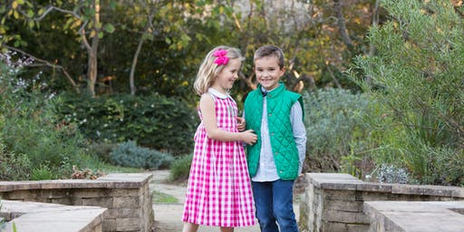 Fall Mini Session - Saturday September 14th - Gamble Gardens, Palo Alto