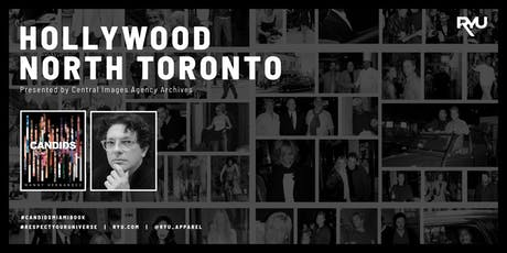 Hollywood North Toronto Featuring Manny Hernandez book signing tickets