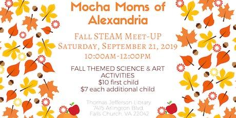 Mocha Moms Fall STEAM Meet-up tickets