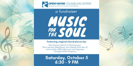 Music for the Soul tickets