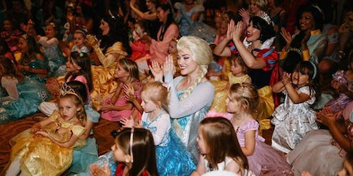 SUPER, MAGICAL BREAKFAST: Dine with superheroes + princesses at Puckett's!