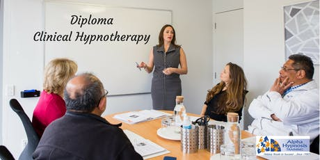 Diploma in Clinical Hypnotherapy & Effective NLP/Coaching - PART-TIME Wellington - Kapiti tickets