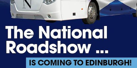 The National Roadshow tickets
