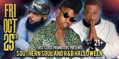 Halloween Boo Night Out (J-Wonn, Calvin Taylor & Gentleman Jaye