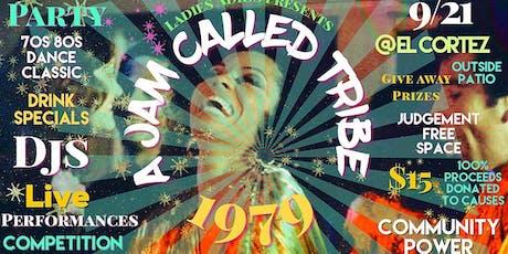 A Jam Called Tribe, Vol.3 entradas
