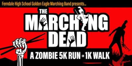 The Marching Dead Zombie 5K Run tickets
