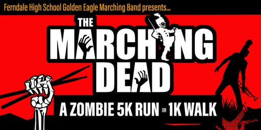 The Marching Dead Zombie 5K Run