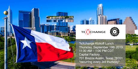 TeXchange Austin September 2019 tickets