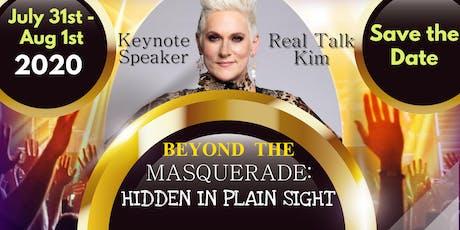 Beyond the Masquerade: Hidden in Plain Sight tickets
