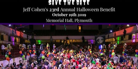 Jeff Cohen's 23rd Annual Halloween Benefit tickets