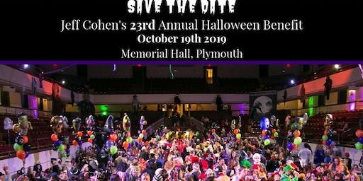 Jeff Cohen's 23rd Annual Halloween Benefit