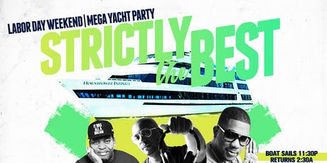 Randolph Promotions presents: Strictly The Best tickets