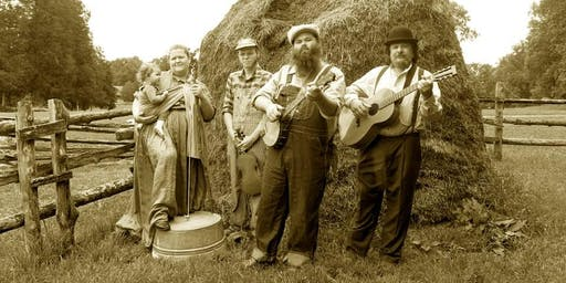 Music for Seniors presents Drew Fisher and His String Band