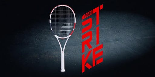 Babolat Demo Day with the New Pure Strike 2020!