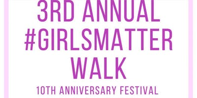 Girls Matter Walk Volunteers
