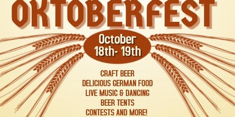 Oktoberfest at The Star Spangled Brewing Co tickets