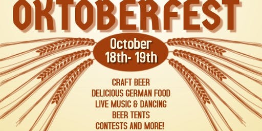 Oktoberfest at The Star Spangled Brewing Co