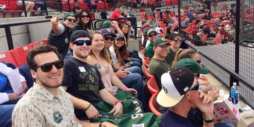 San Diego Cal Poly Alumni Padres Game vs Diamondbacks