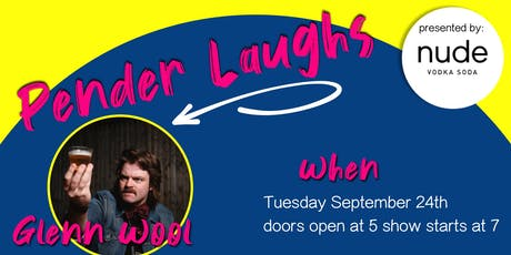 Pender Laughs tickets