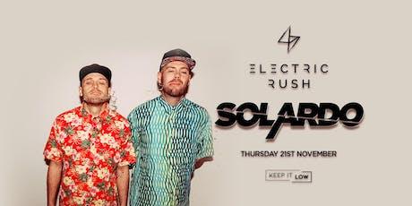 Electric Rush ft. Solardo tickets