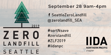 Seattle ZeroLandfill 2019 | An IIDA NPC Event tickets