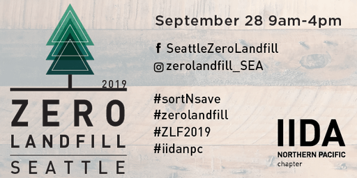 Seattle ZeroLandfill 2019 | An IIDA NPC Event