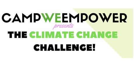 Mini Series: Climate Change Challenge Grades 3-12 tickets