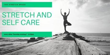 Stretch and Self-Care  tickets