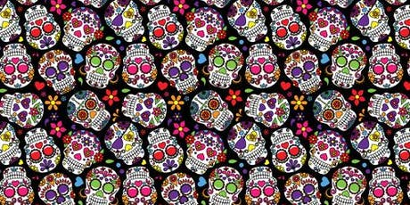 Sugar Skull Paint at One More Lounge tickets