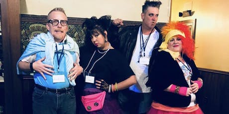 Death by the '80s Murder Mystery Show tickets