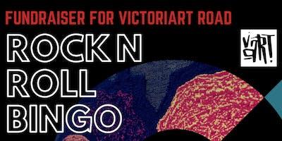 VictoriArt Road - Rock N Roll Bingo @ White Cockade