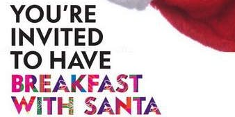 Breakfast with Santa Neiman Marcus NM Cafe Topanga Canyon
