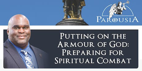 Deacon Harold: 'Putting on the Armour of God' Men's Talk - Summer Hill tickets