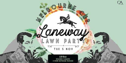 Laneway Lawn Party