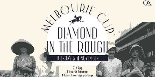 Melbourne Cup - Diamond in the Rough Banquet