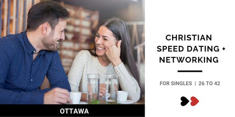 OTTAWA CHRISTIAN SPEED DATING + NETWORKING for Singles (Ages: 26-42) | Multi-Group Event | Parliament Hill Area  tickets