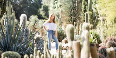 Fall Mini Session - Sunday October 20th - Stanford Arizona Cactus Garden - Stanford University, Palo Alto