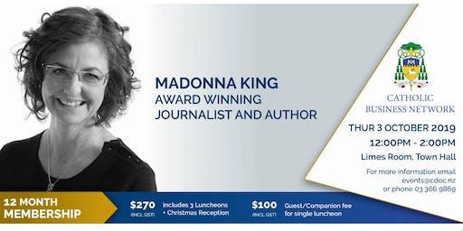 Catholic Business Network - Madonna King